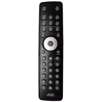 controle remoto AOC TV LCD