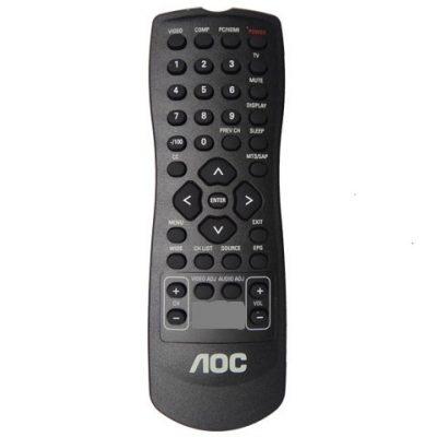 controle remoto AOC TV LCD 32W431