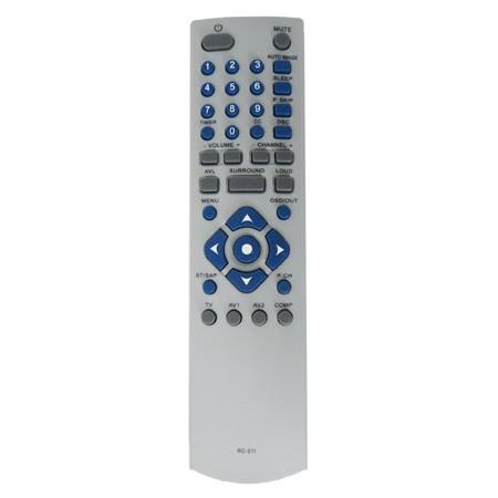 Controle Remoto CCE TV RC211