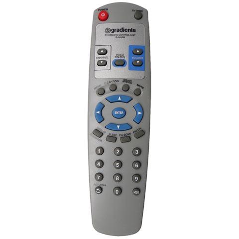 Controle Remoto Gradiente TV 1420