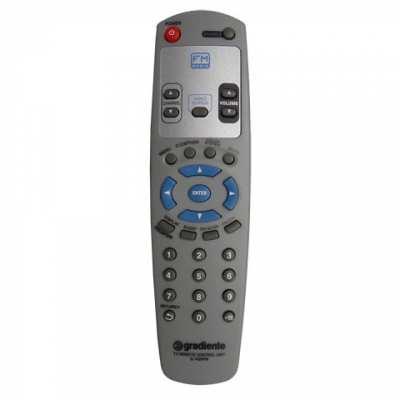Controle Remoto Gradiente TV FM