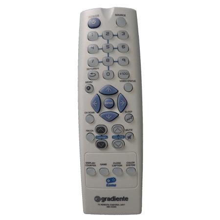 Controle Remoto Gradiente TV GT