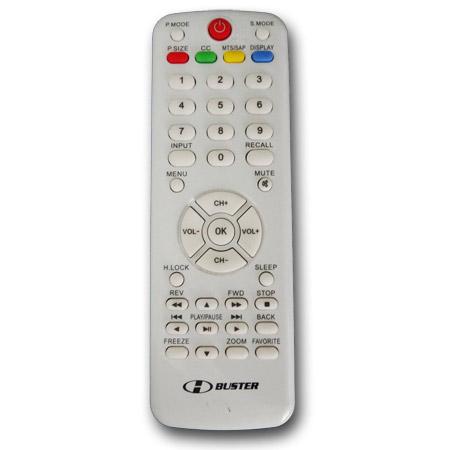 Controle Remoto H-Buster TV HTR-D17