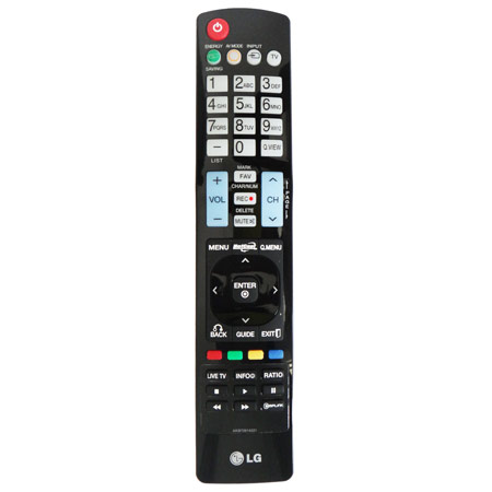 Controle Remoto LG LCD /LED akb72914221