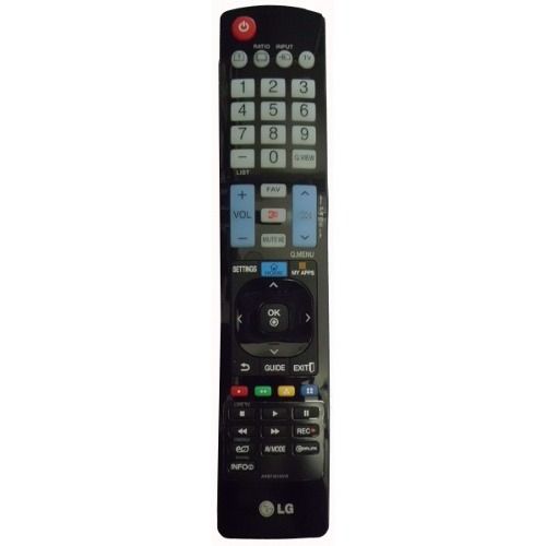 Controle Remoto LG LCD /LED 3D