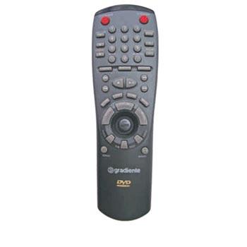 Controle Remoto GRADIENTE DVD D12