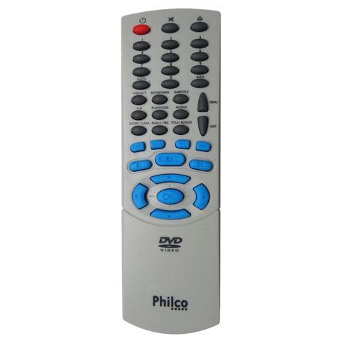 Controle Remoto Philco DVD DVP100