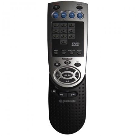Controle Remoto Gradiente DVD D10
