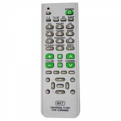 Controle Remoto Universal TV