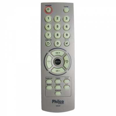 Controle Remoto Philco TV PCR201