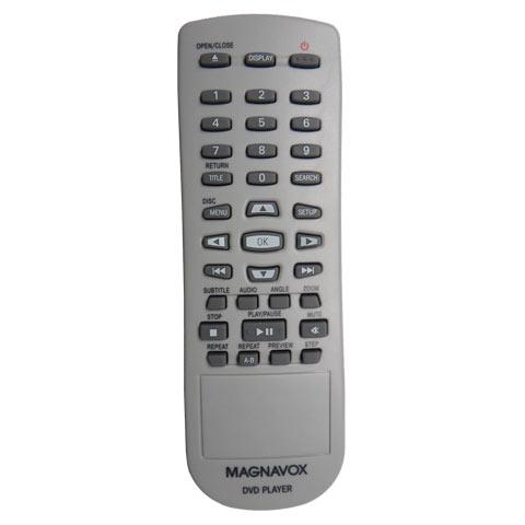 Controle Remoto Magnavox DVD