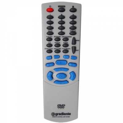 Controle Remoto GRADIENTE DVD D860
