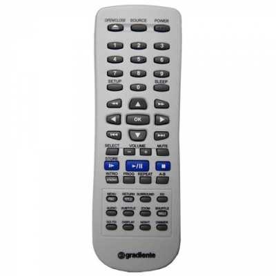 Controle Remoto GRADIENTE DVD HTS870