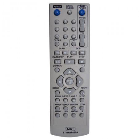 Controle Remoto LG DVD - similar