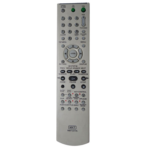 Controle Remoto SONY DVD - similar