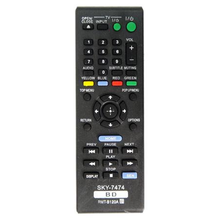 Controle Remoto Sony Blu-Ray