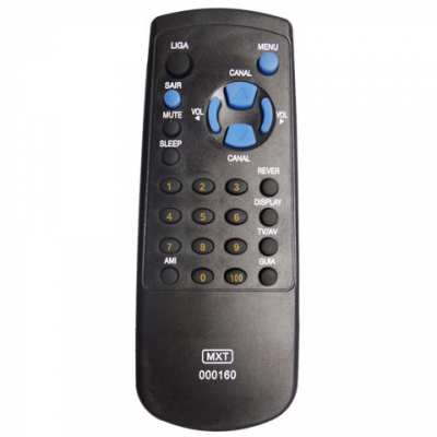 Controle Remoto SHARP TV SIMILAR