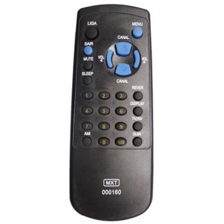 Controle Remoto SHARP TV SIMILAR