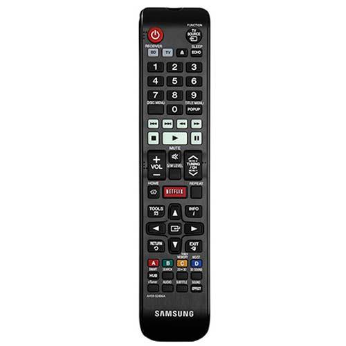 Controle Remoto Samsung Home Theater BluRay