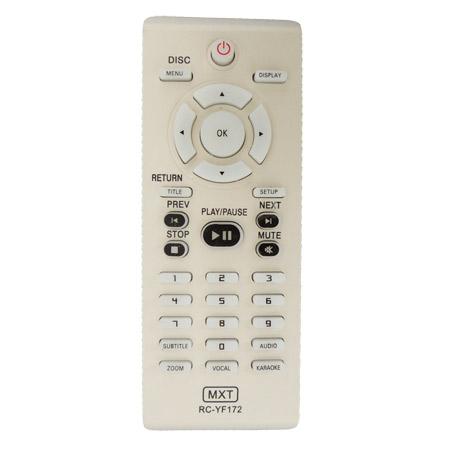 Controle Remoto Philips DVD