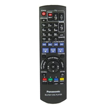 Controle Remoto Panasonic Blu-Ray