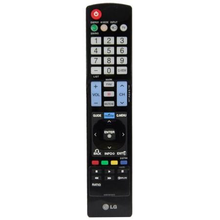 Controle Remoto LG TV LCD/LED