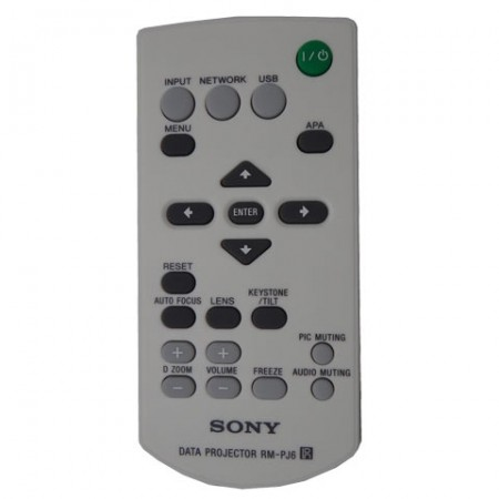Controle Remoto SONY Projetor RMPJ6