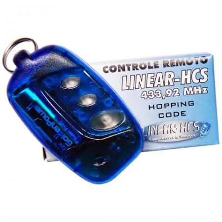 Controle Remoto LINEAR HCS 433