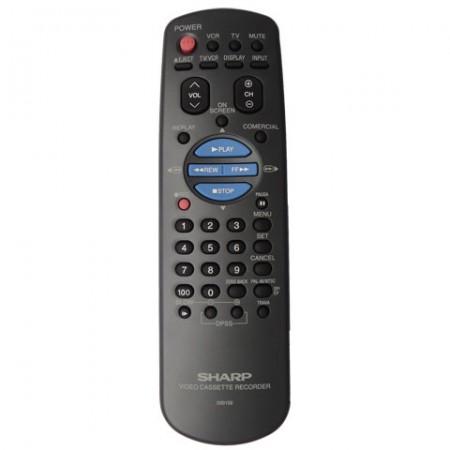 Controle Remoto SHARP VCR 1499