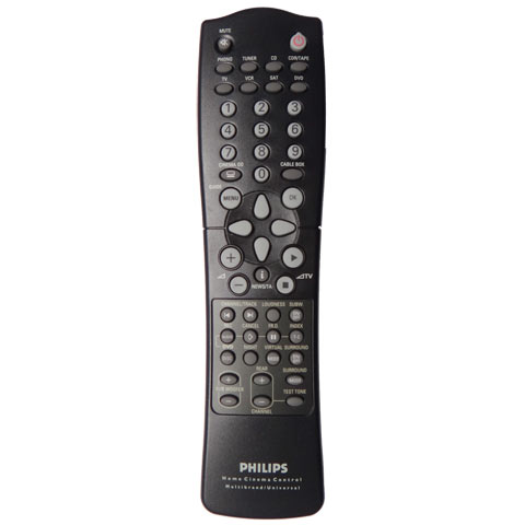Controle Remoto Philips Home Theater FR996