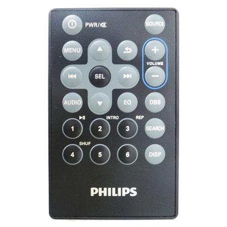 controle remoto Philips CE120X para Áudio