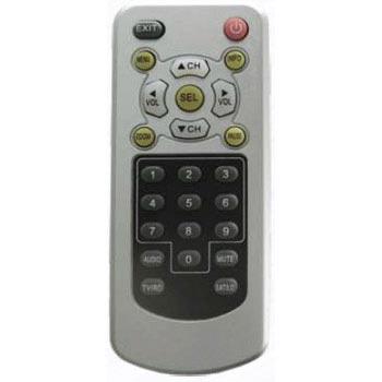 Controle Remoto PLASMATIC RP600 / RP610 SLIM