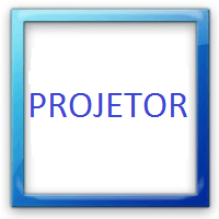 Controle Remoto Projetor