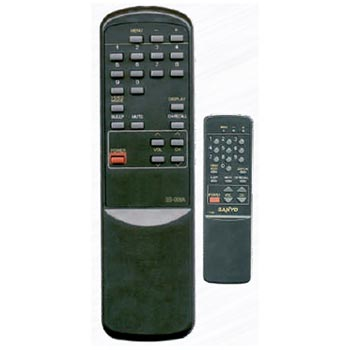 Controle Remoto Sanyo TV Ctp 6771