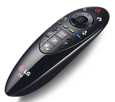 controle remoto LG Magic Motion AN-MR500