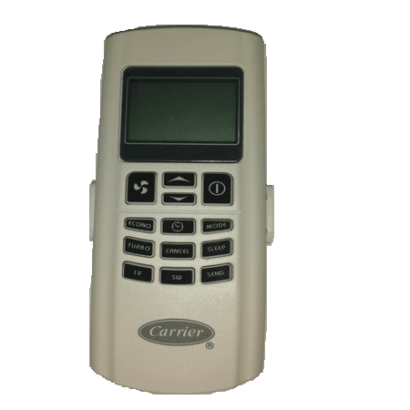 Controle Remoto Ar Condicionado Carrier