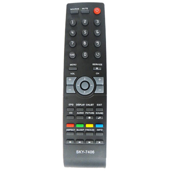 controle remoto AOC TV LCD / similar
