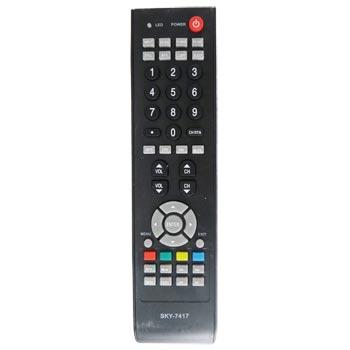Controle remoto semp toshiba tv lcd similar