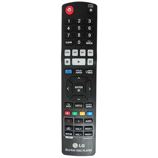 Controle Remoto Blu-Ray LG bp420