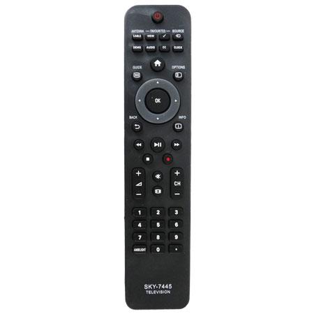 Controle remoto TV Philips PFL5604
