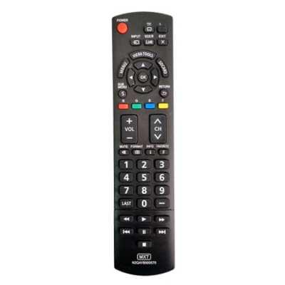 controle remoto tv panasonic