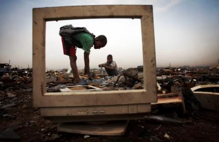Você sabia que o Brasil é o segundo país das Américas a produzir mais lixo eletrônico?