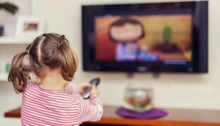 O consumo infantil da mídia