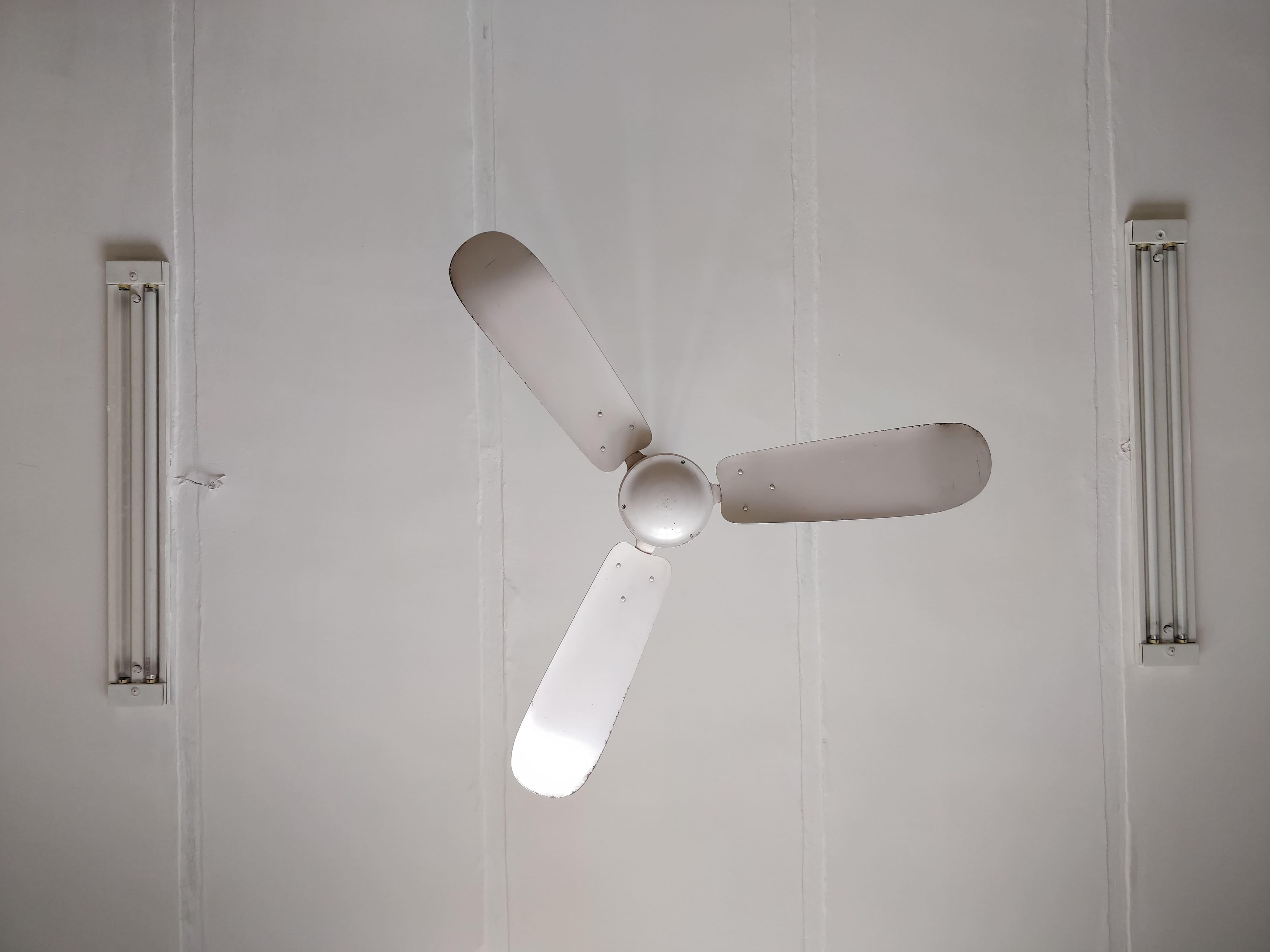 3 vantagens de um ventilador de teto